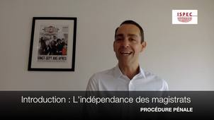 Procédure pénale - Introduction-1 - JB PERRIER