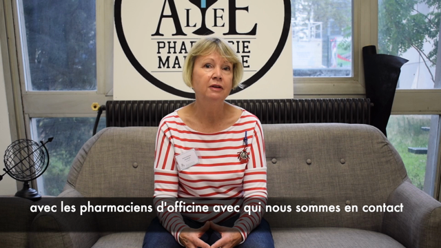 Pharmacien Répartition - Marie Christine Pruneyre