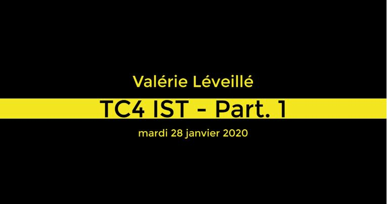 TC4 - Information scientifique et technique - Partie 1