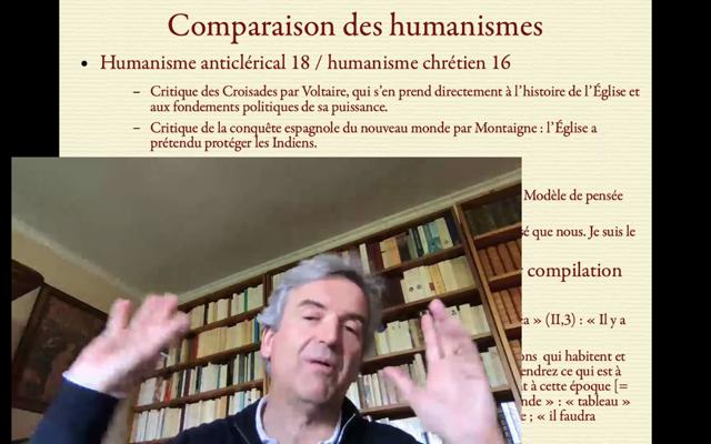 Humanitas, humanisme, Lumières - 04 - L'humanisme De Voltaire (2)