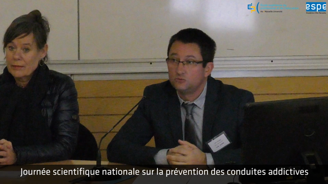 Journée scientifique nationale sur la prévention des conduites addictives - Allocutions d'ouverture