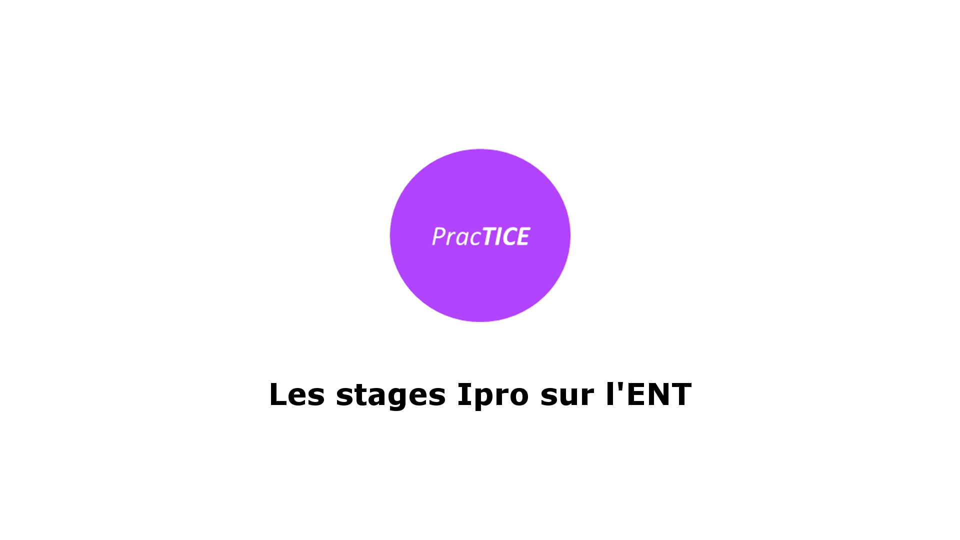 Stages - Ipro