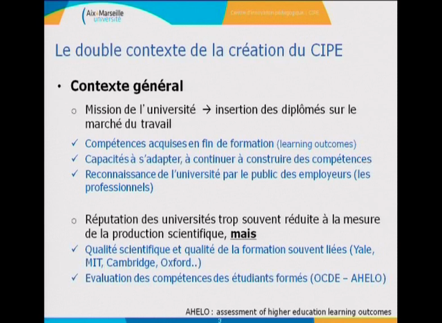 Colloque CIPE 2012-Jacques Dejou