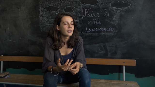 Interview Lucie Charlier :